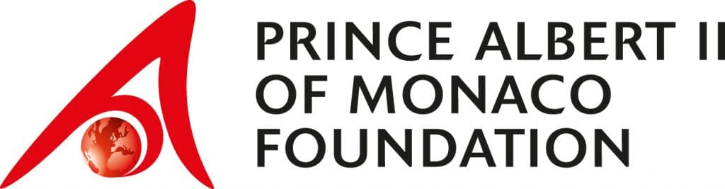 Prince Albert II of Monaco Foundation logo